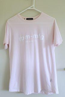 RPM light pink top