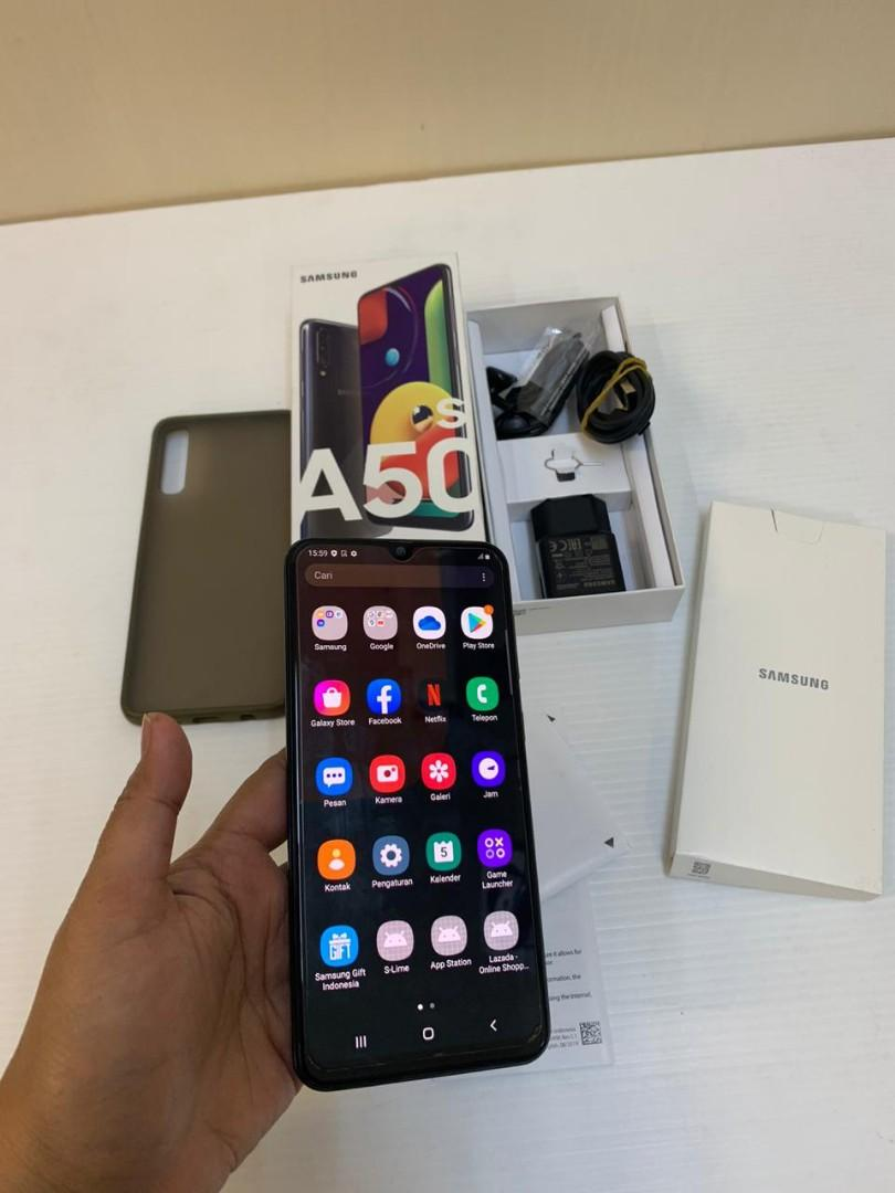 Samsung Galaxy A50s 4/64 fullset