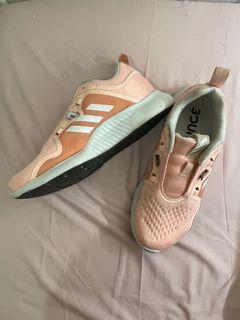 Sepatu Adidas Bounce Orange