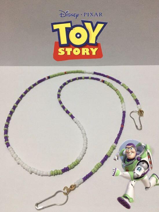 Strap Mask Toy Story Edition