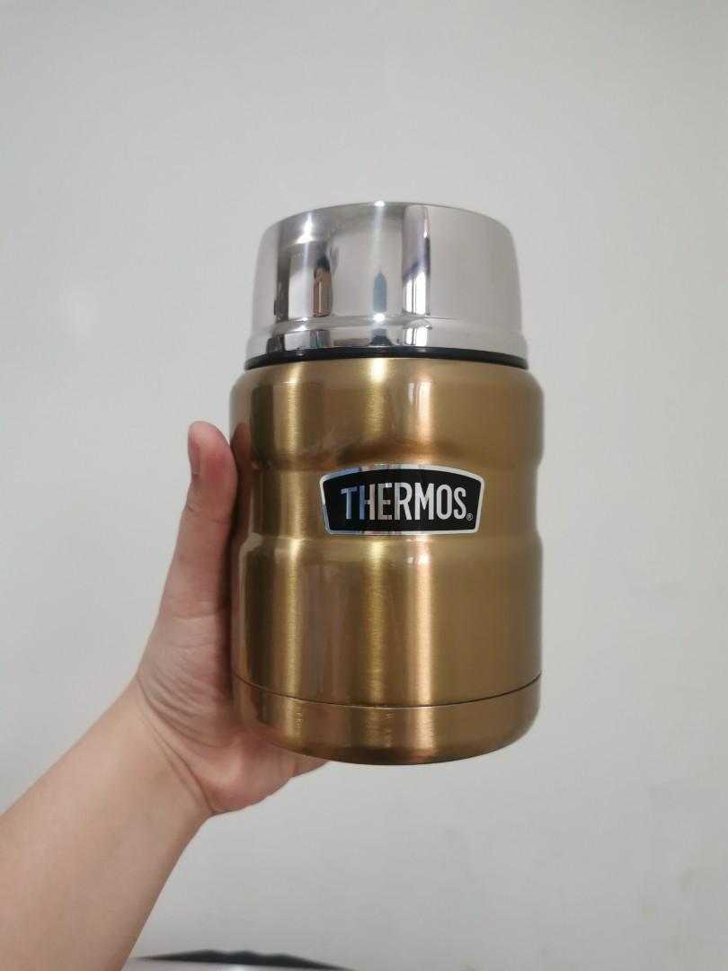 Thermos真空食物罐 全新未拆封