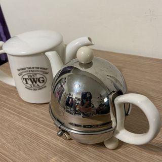 TWG現代藝術系列保溫茶壺300ML