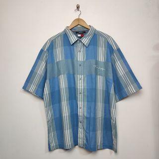 Vintage Tommy Hilfiger Script Polo Shirt