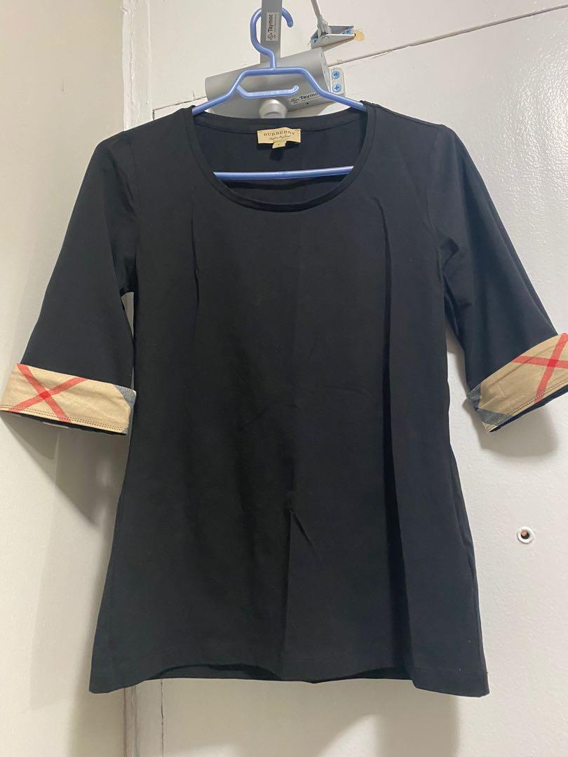 Women's Burberry shirt