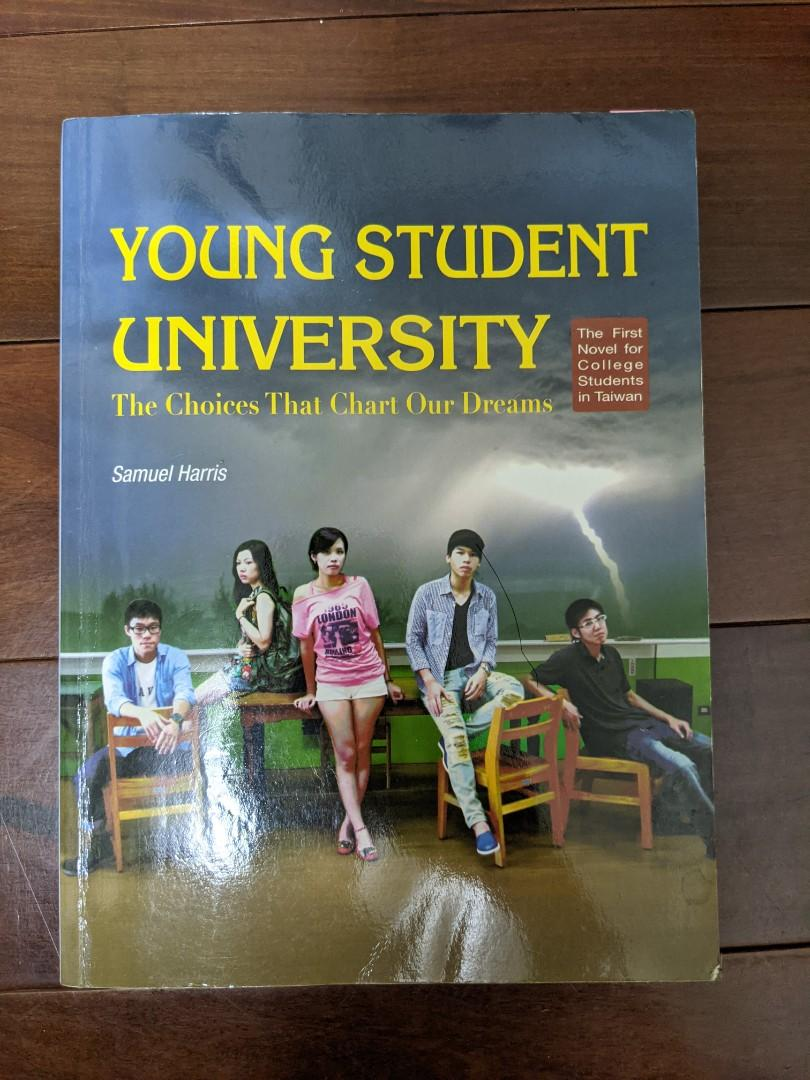 Young Student university