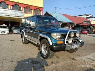 1996 Toyota LANDCRUISER 2.4 II (M)