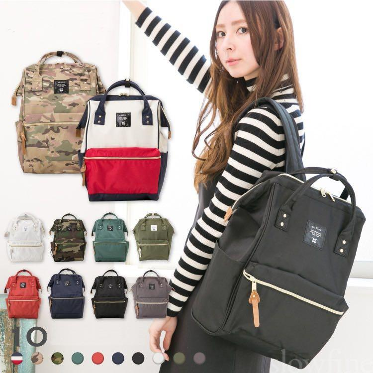 1 Day Thank you Sale: Authentic 3 Tags Anello shoulder Trendy Backpack