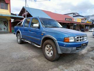 2002 Ford RANGER 2.5 XLT (M)