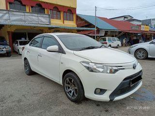 2015 Toyota VIOS 1.5 J ENHANCED KEYLESS (A)