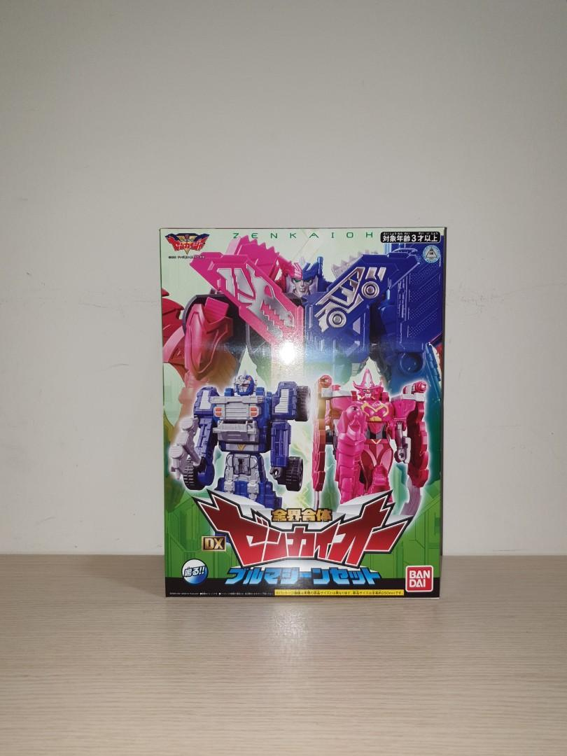 [2nd- Preorder] JAPAN Kikai Sentai Zenkaiger DX ZenkaiOh VrooMagine