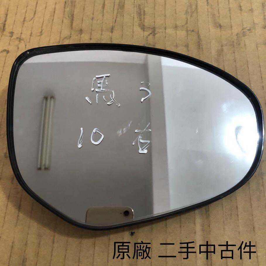 馬3後視鏡鏡片-右(原廠二手件)