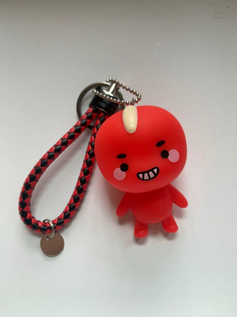 紅豆君鑰匙吊飾