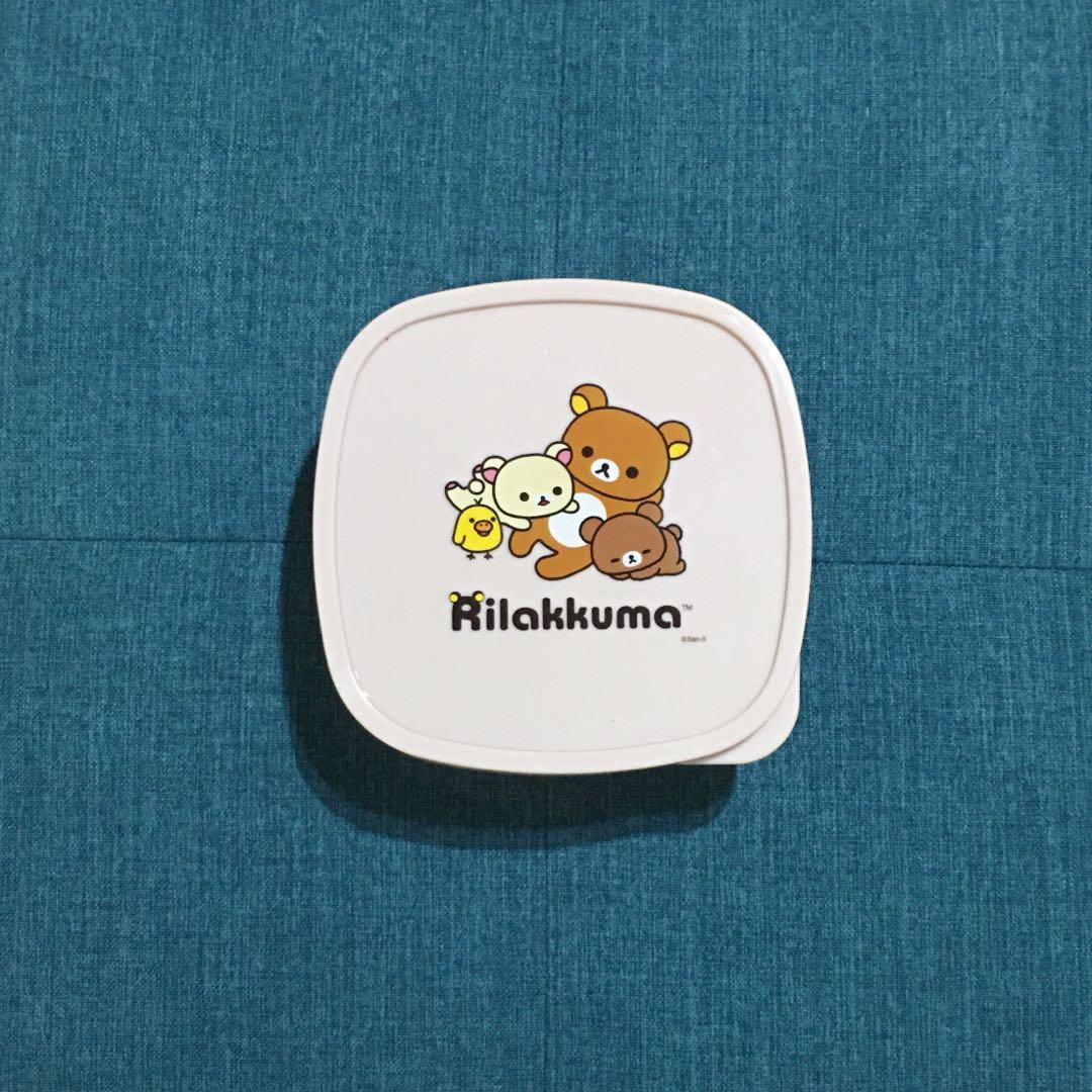 拉拉熊聯名便當盒