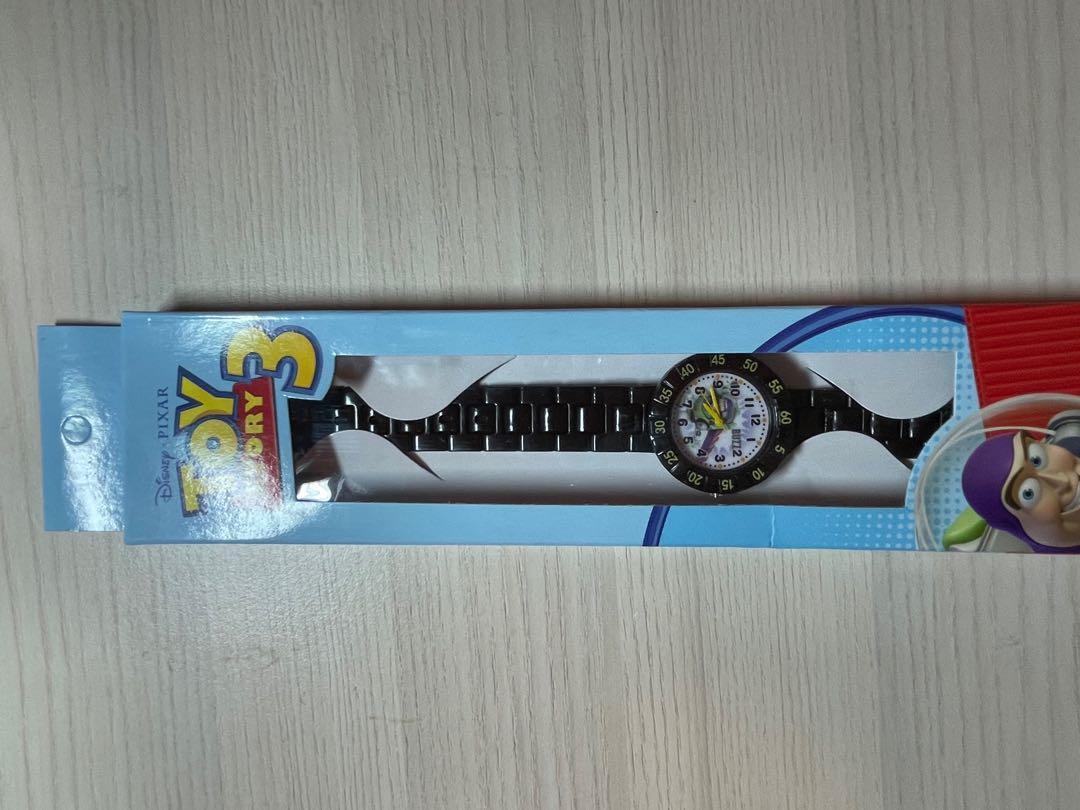 全新玩具總動員兒童手錶