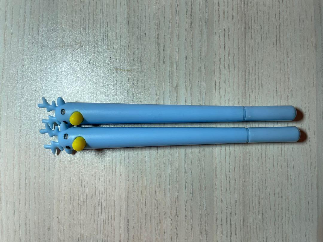 全新麋鹿造型筆