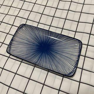 長方形盤(魚盤)