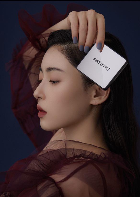 樂月ت 保證正韓🇰🇷2021最新款🔥神好用✨PONY EFFECT新神防護銀色氣墊粉餅 👑櫃姐都推薦