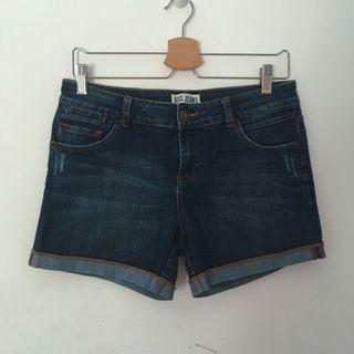 AIIZ Denim Shorts