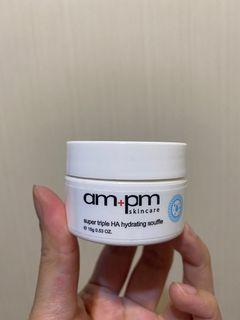 牛爾AMPM三重玻尿酸保濕舒芙蕾15g