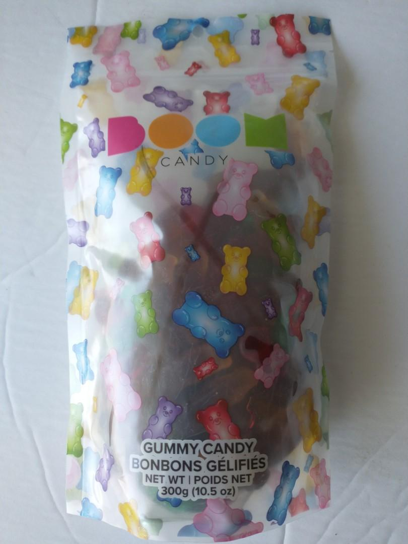 Boon, gummy candy, Cola bottles and cherries , 300g