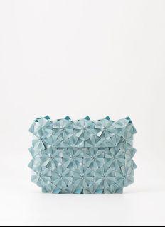 BYO WARRIOR CLUTCH - Pastel Blue