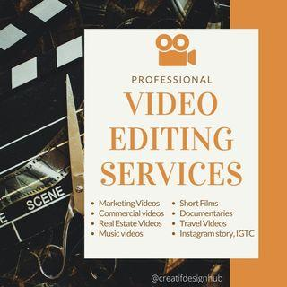 [CA] Video Editing & Post Production Service @ $88 ($128 value)