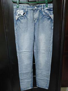 CITY jeans牛仔褲