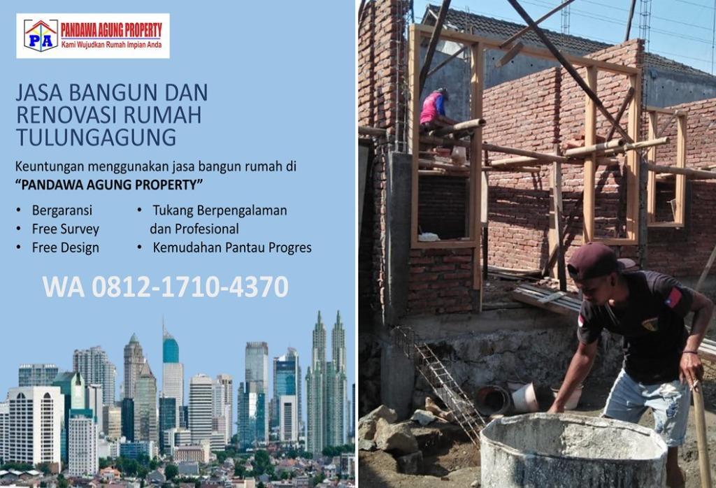 DISKON |0812-1710-4370 | Jasa Tukang BangunanMurah di Tulungagung, PANDAWA AGUNG PROPERTY