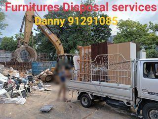 Disposal /Destory /Junk removal service