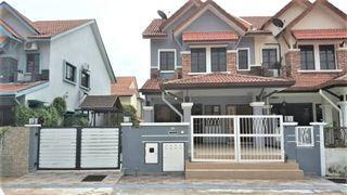 END LOT 2 STOREY Terrace, Bandar Nusaputra, Puchong