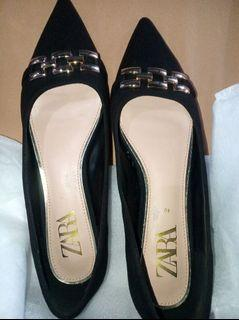 Flatshoes Zara - Black 40