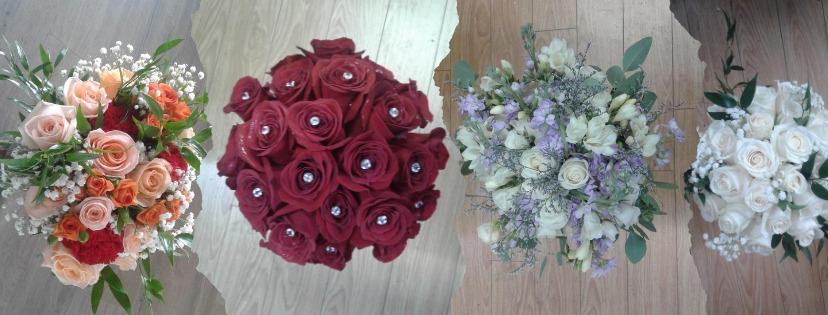 Floral design lessons. Career in thriving industry.