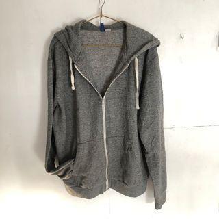 H&M unisex hoodie in gray