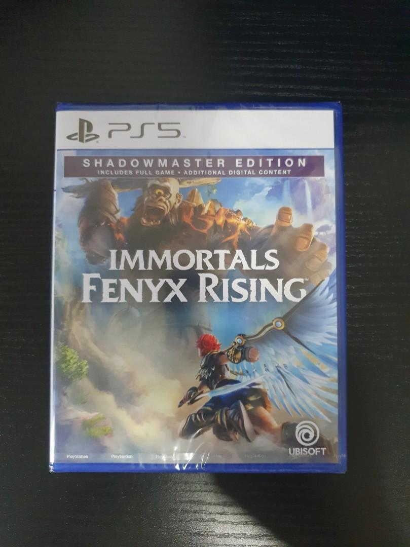 Immortal Fenyx Rising (PS5) Shadowmaster Edition