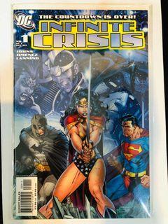 Infinite Crisis (2005) #1 DC Comics JIM LEE