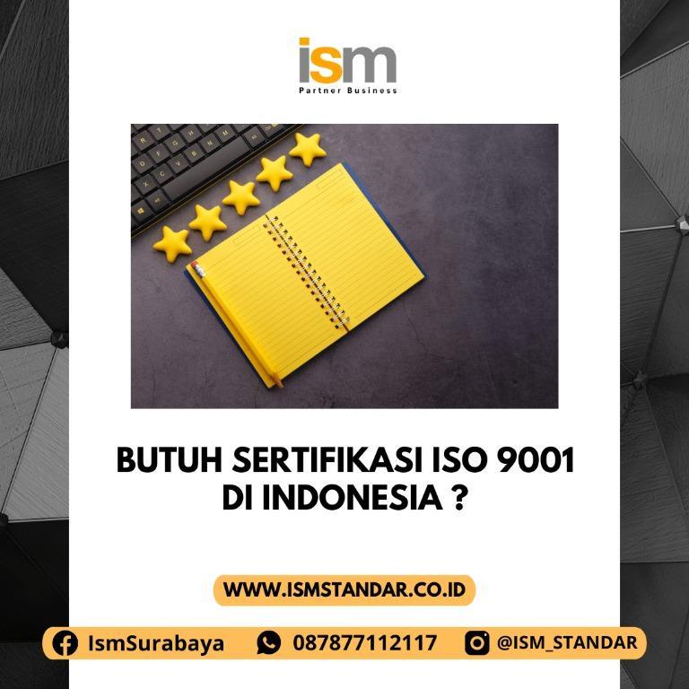ISO 9001 BANDUNG