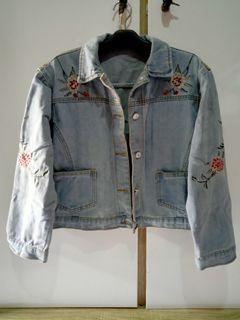 Jacket jeans oversized