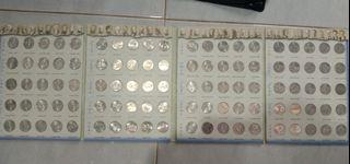 Jual Koleksi COIN USA 1999-2008