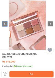 NARS - Endless Orgasm Face Palette