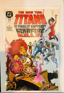 New Teen Titans (1984 2nd Series) New Titans # 36