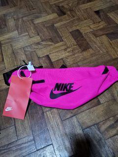 Nike Fusha Pink belt bag