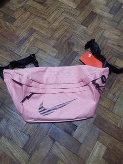 Nike Peach Big Belt/Body Bag