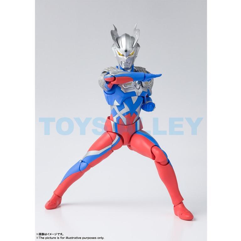 [Preorder] S.H.Figuarts SHF Ultraman Zero - Reissue -
