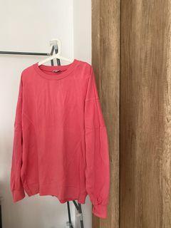 Pull&Bear Pink Sweater