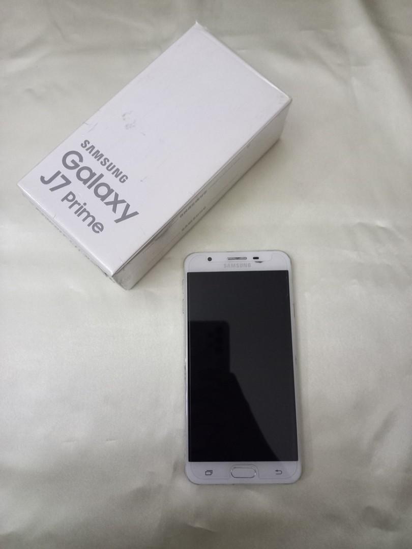 Samsung Galaxy J7 Prime Rosegold 3/32gb