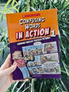 Scholastic: Confusing Words in Action