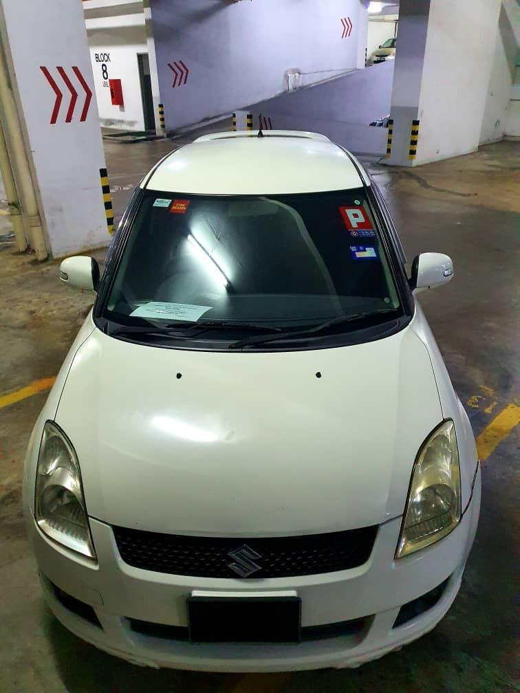 SEWA BELI BERDEPOSIT>>Suzuki Swift 2010/2011
