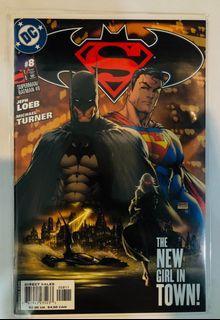Superman Batman (2003) # 8 MICHAEL TURNER