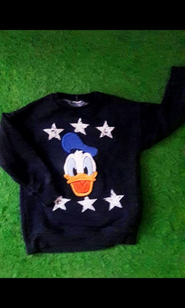 Sweater donald duck