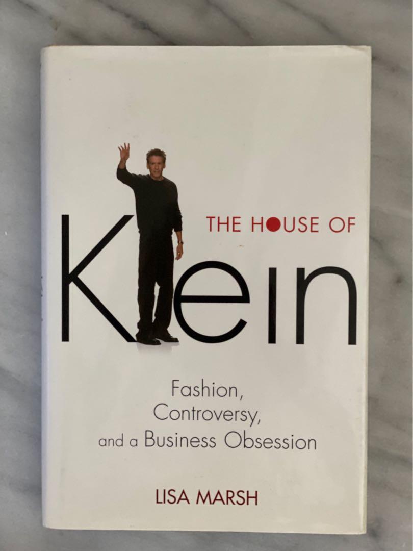The House of Calvin Klein fashion book armani tommy club hugo